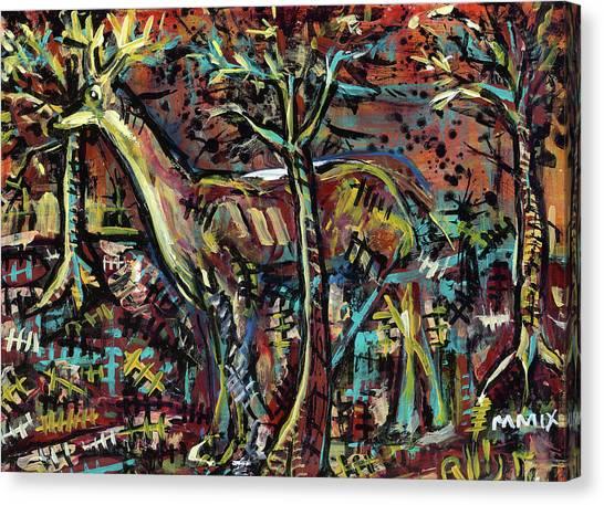 Elusive Canvas Print