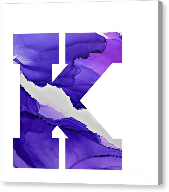 Kansas State University K-state Canvas Print - Emaw by Marla Beyer