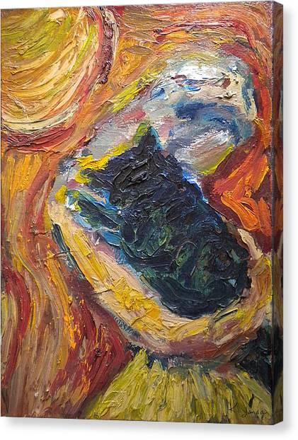 Embrace IIi Canvas Print