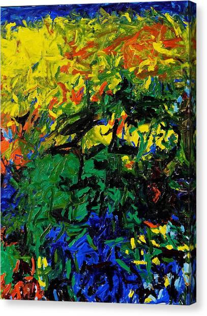 Emerald Bay Canvas Print by Wayne Salvatore
