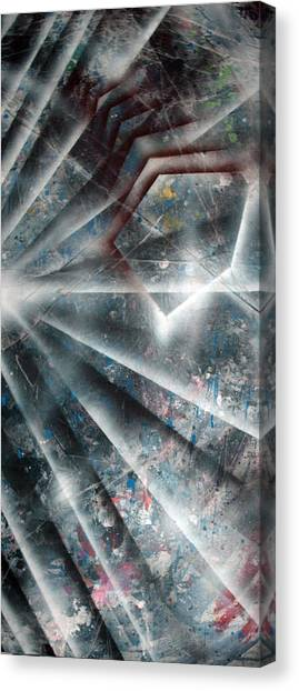 Emergence Canvas Print by Leigh Odom