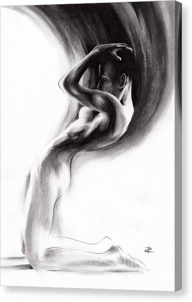 Emergent 1b Canvas Print