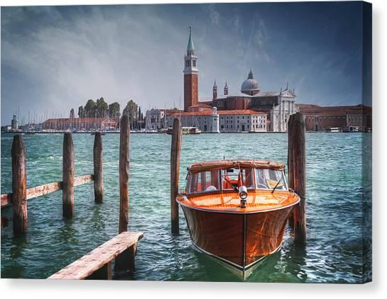 Enchanting Venice Canvas Print