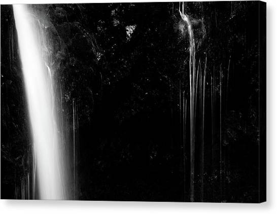 Endless Falls #3 Canvas Print