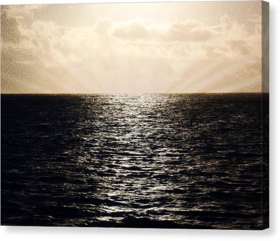 Endless Canvas Print by JAMART Photography