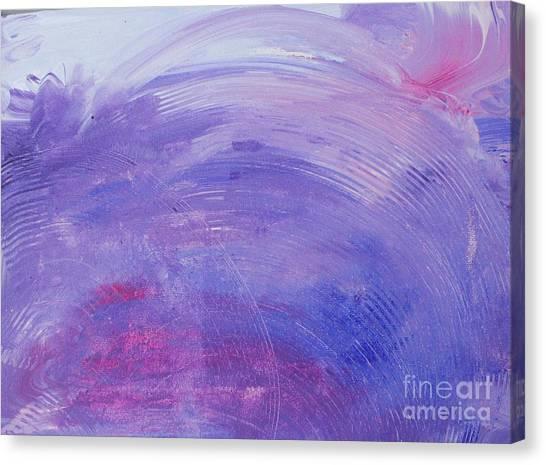 Energetic Canvas Print