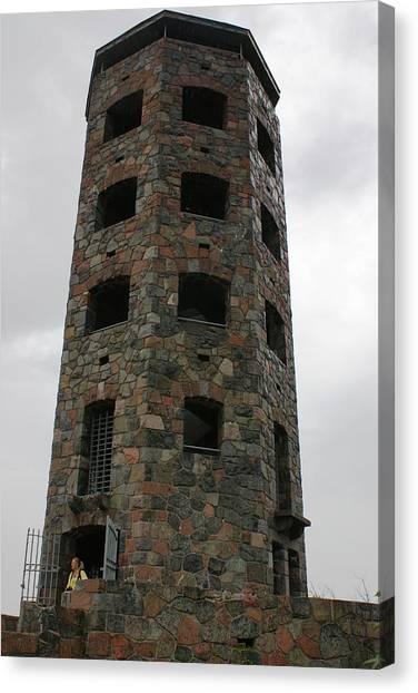 Enger Tower Canvas Print