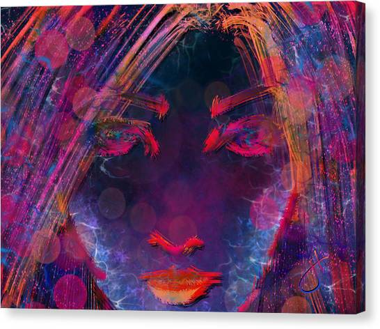 Entranced Canvas Print