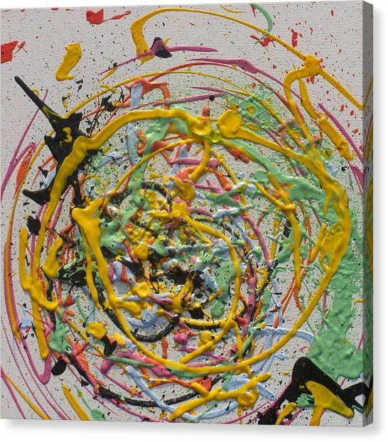 Envy Canvas Print by Michael Palmer