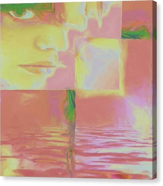 Envy Canvas Print by Shelley Bain
