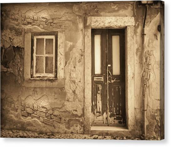 Eos Cottage Canvas Print
