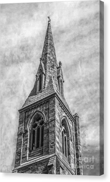 Incarnation Canvas Print - Episcopal Church Of The Incarnation - Nyc by Nick Zelinsky