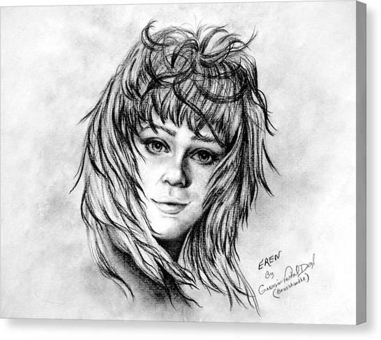 Eren Canvas Print