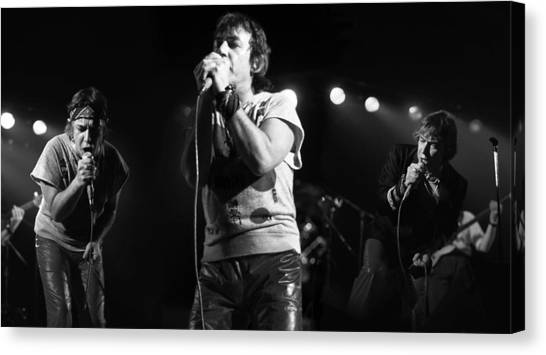 Eric Burdon 3 Canvas Print