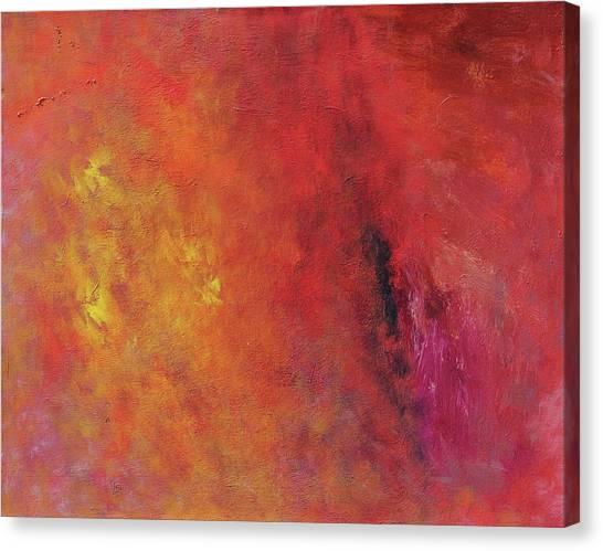 Escaping Spirits Canvas Print