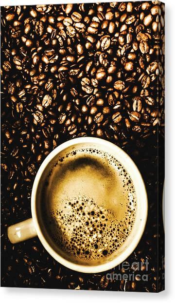 Roast Canvas Print - Espresso Roast by Jorgo Photography - Wall Art Gallery