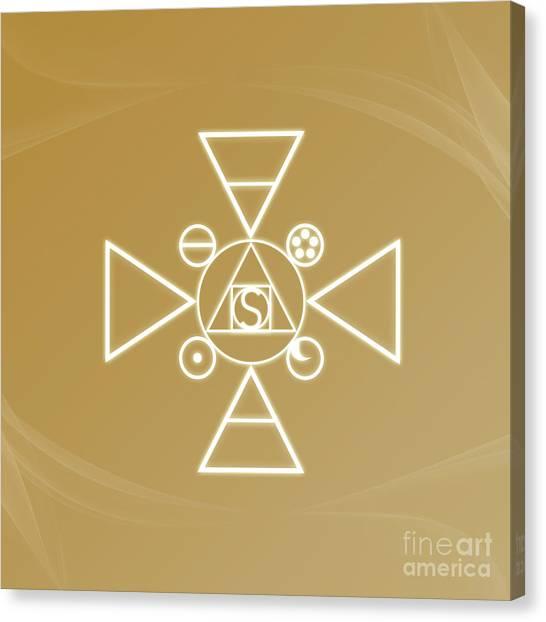 Essence Of The Spirit Canvas Print