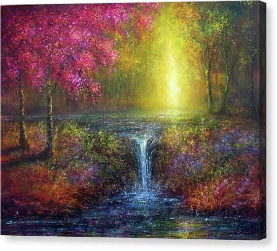 Eternal Canvas Print by Ann Marie Bone