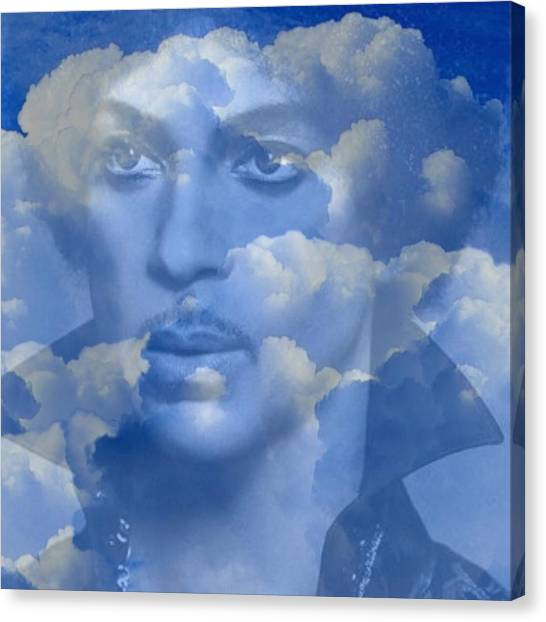 Eternal Bliss For Our Beloved Prince Canvas Print