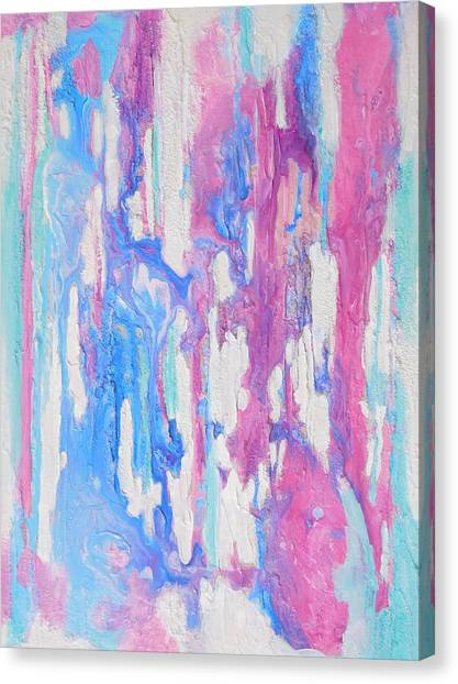 Eternal Flow Canvas Print