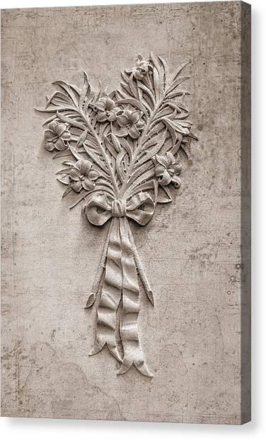 Grove Canvas Print - Eternal Lilies by Tom Mc Nemar