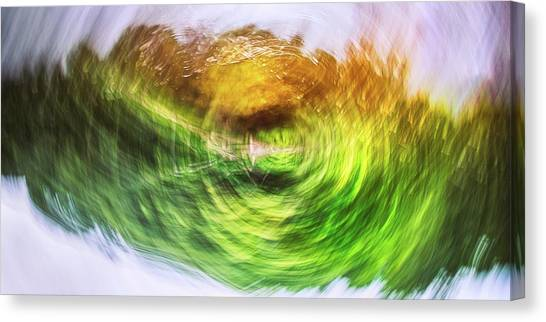 Spin Canvas Print - Eternally Spinning by Scott Norris