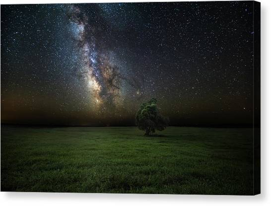 Eternity Canvas Print