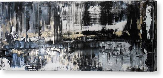 Gerhard Richter Canvas Print - Eternity by Holly Anderson