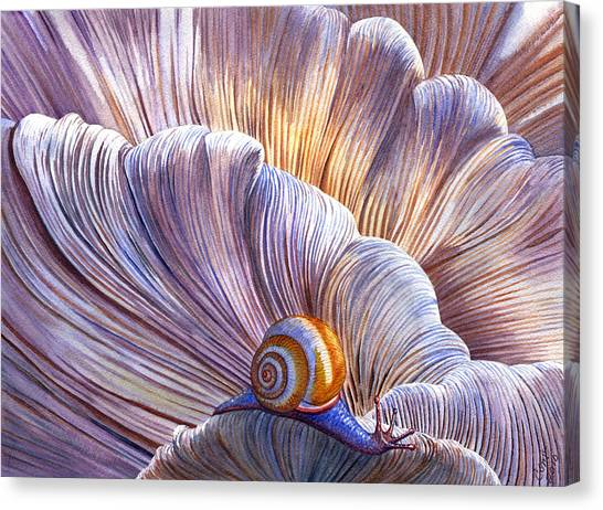 Etherial Canvas Print