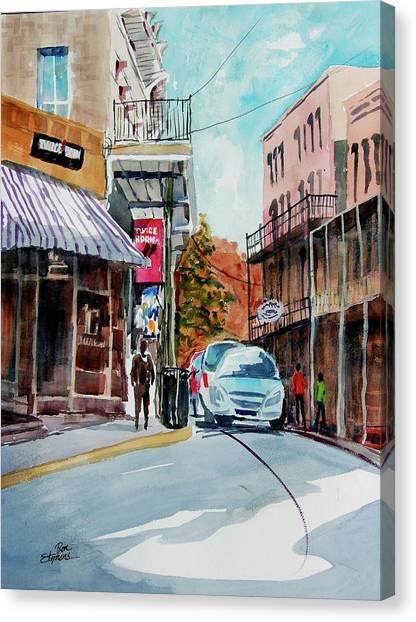 Eureka Springs Ak 7 Canvas Print