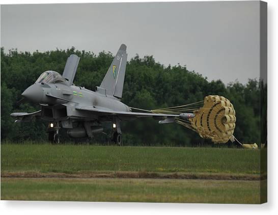 Eurofighter Typhoon Fgr4 Canvas Print