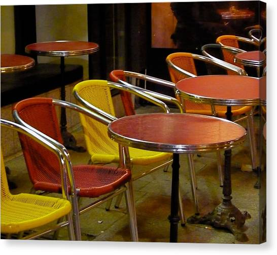 Rubicon Canvas Print   Evening Seating By Jeff Lynch