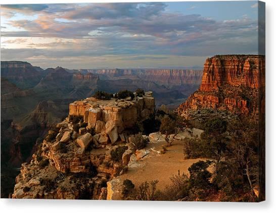 Evening Vista Canvas Print