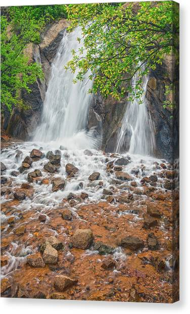 Every Day May Not Be Good, But There's Something Good In Every Day.  Canvas Print