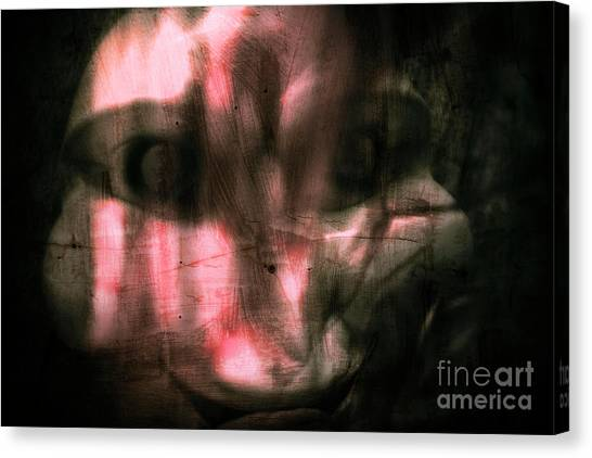 Monsters Canvas Print - Exposing The Madness by Jorgo Photography - Wall Art Gallery