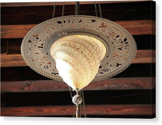 Exquisite Fortuny Lamp Canvas Print