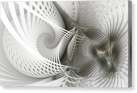 Extensions Canvas Print