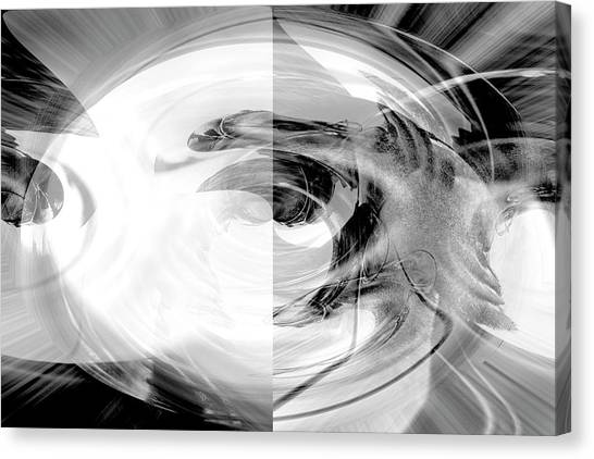 Eye Can See Canvas Print by Eric Christopher Jackson
