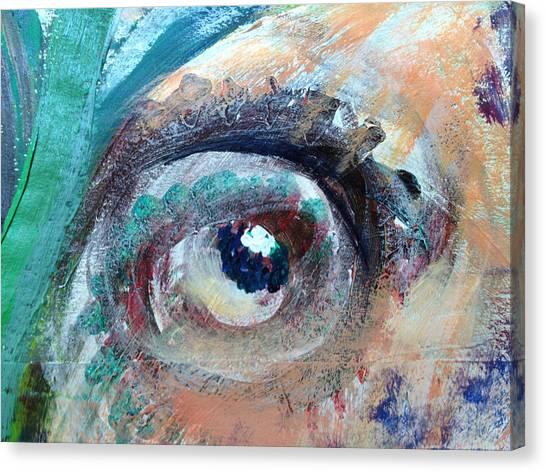 Eye Go Slow Canvas Print