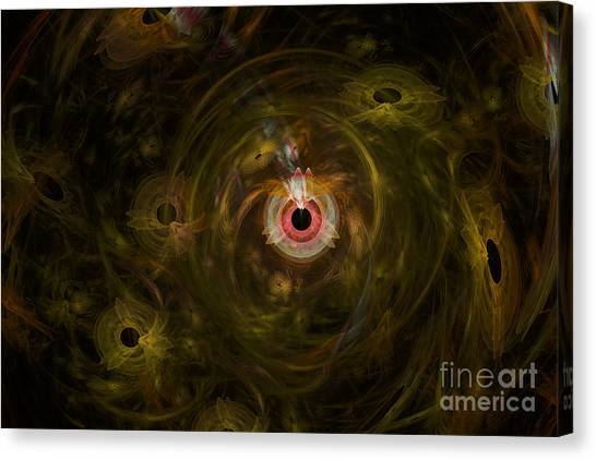 Eye See It All Canvas Print