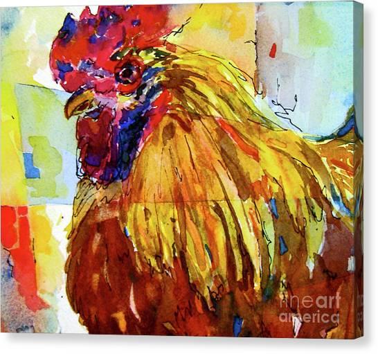 Eye To Eye Canvas Print