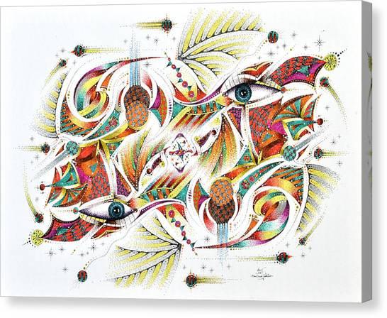 Eyepsych Canvas Print