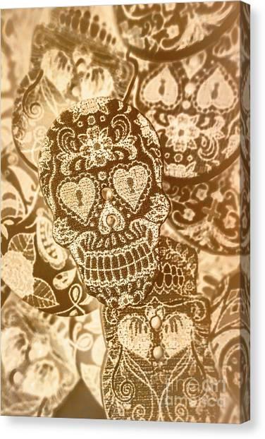 Day Of The Dead Canvas Prints | Fine Art America