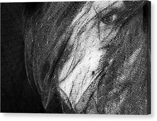 Faces No. 2 Canvas Print