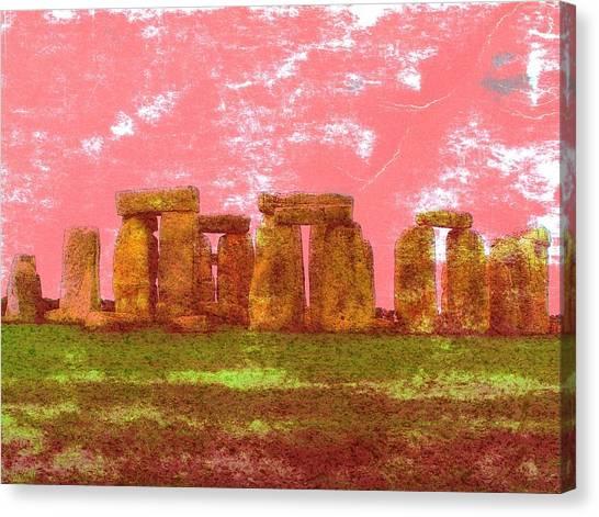Faded Grandeur Canvas Print by Jen White