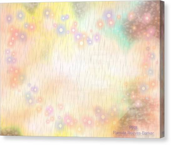 Canvas Print - Faded Love by Pamula Reeves-Barker
