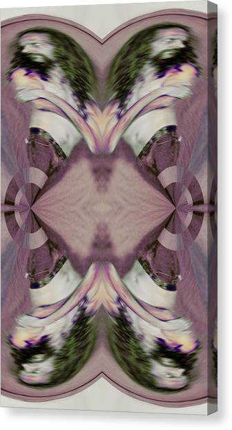 Fading Four Directions Memorized - Something For Sarah Centerville 2015 Canvas Print by James Warren