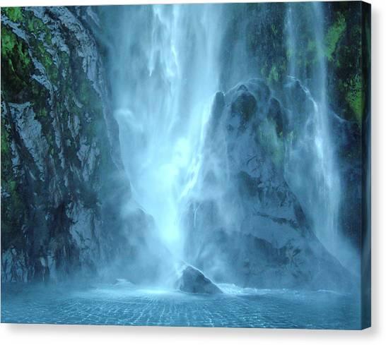 Faerie Falls Canvas Print
