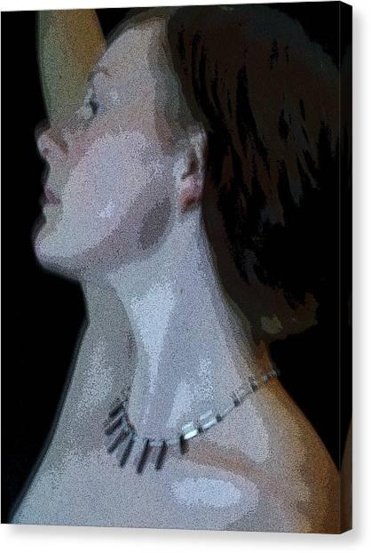 Faerie Queen Canvas Print by John Bradburn