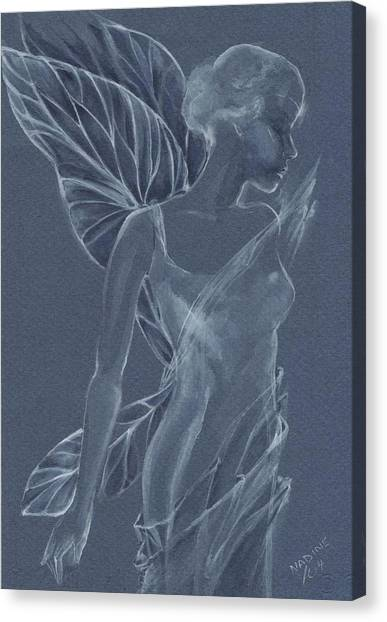 Faery Shadow Canvas Print